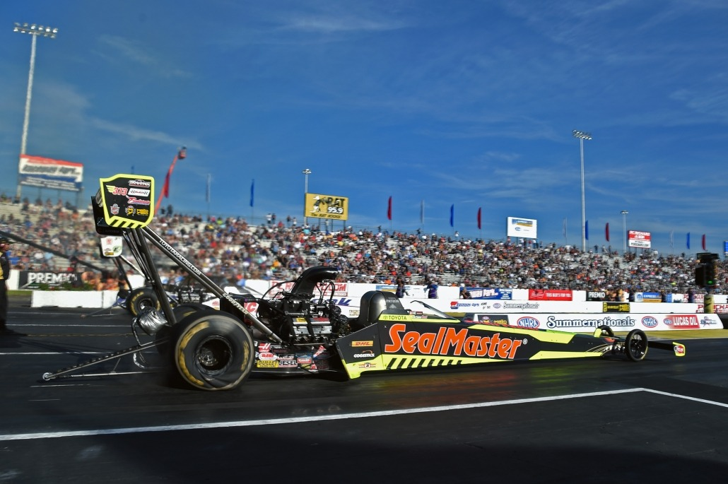 Nhra Sealmaster Dragster Gallery New England Nationals