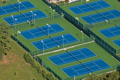 Tennis Court Surfacing Specifications