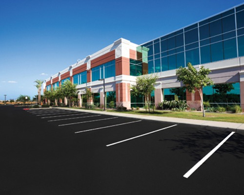 Seal Coating and Parking Lot Maintenance in Conroe, TX