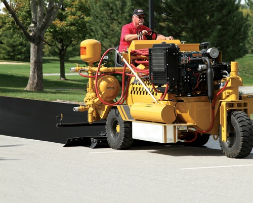 Seal Coating Contractors and Parking Lot Maintenance Contractors in Lubbock, TX