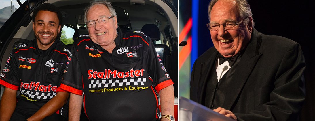 Connie Kalitta lifetime achievement award