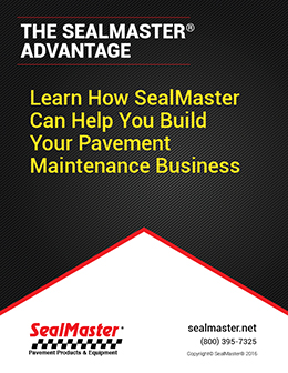 Sealcoating Contractors guide to pavement maintenance business success