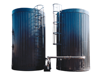 heated-asphalt-storage-tanks