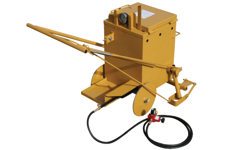 Crack Filling equipment, Crack Sealing equipment, Crack Filling Melter Applicator, Direct-Fire Crack Filling Equipment, Hot pour crack filler applicator, 10 gallon hot pour melter applicator, SealMaster