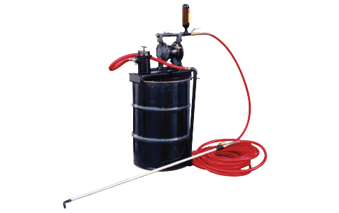 Sealcoating Spray Unit, Portable Sealcoat Spray pump system, Sealcoating Equipment, Port-Pump Portable spray system