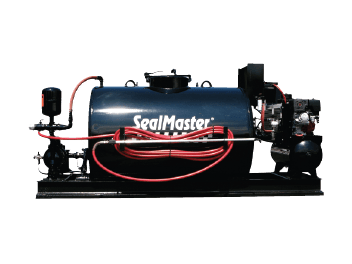 Sealcoat Spray System Tank, Sealcoat Spray Equipment, Sealcoating Equipment, SK 575 SprayMaster Tank, SealMaster