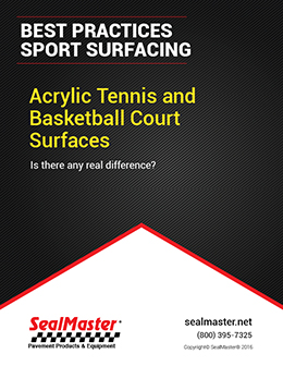 Tennis Court Resurfacing, painting and repair