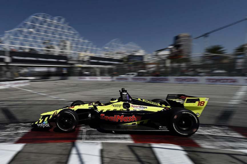 Sealmaster Indycar Racing Firestone Grand Prix Of St