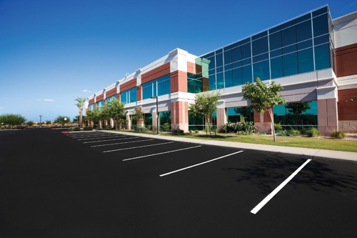 Seal Coating and Parking Lot Maintenance in Birmingham, Alabama