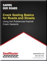 Crack Filling Equipment Crack Sealing Melters Sealmaster