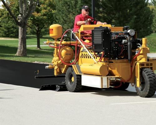 Seal Coating Contractors and Parking Lot Maintenance Contractors in Detroit, MI
