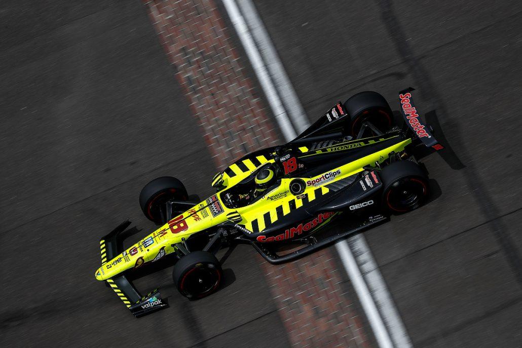 Sealmaster Indycar Racing Grand Prix Of Alabama