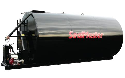 Bulk Storage Tank for Sealcoat | Sealcoat Bulk Tanks