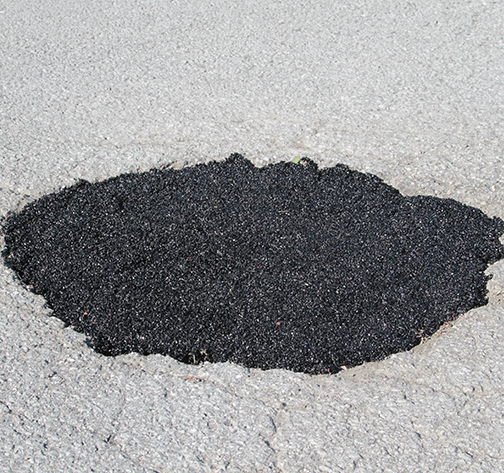 How much Does it Cost to Fix a Pothole in Asphalt Pavement